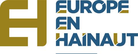 Logo Europe en Hainaut